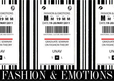 Fashion and Emotions Graduate Seminar at Universidad de Navarra, co-sponsored by Social Trends Institute
