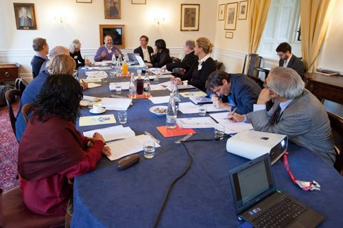 """What Society Needs from Media in the Age of Digital Communication"" Meeting. Participants"